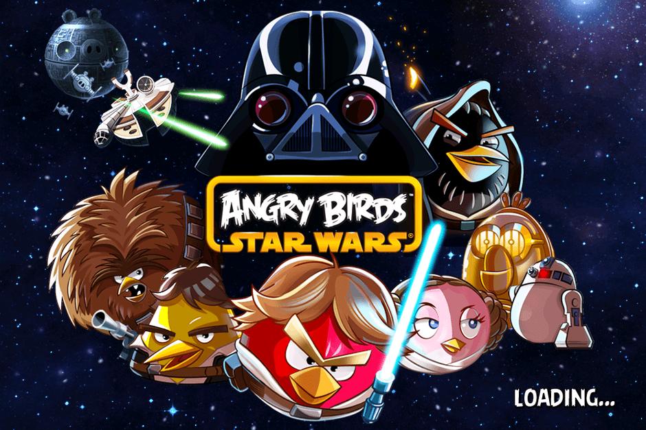 Обзор Angry Birds Star Wars