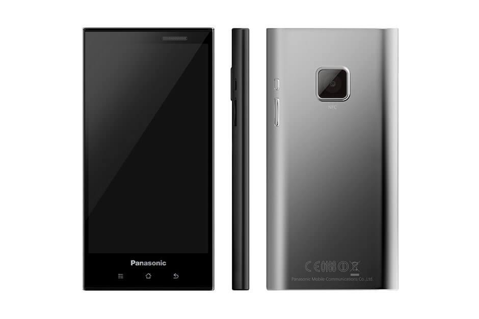 Распаковка и обзор Panasonic Eluga