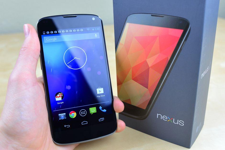 LG Nexus 4 из Google Play. Видео распаковки и мини обзор