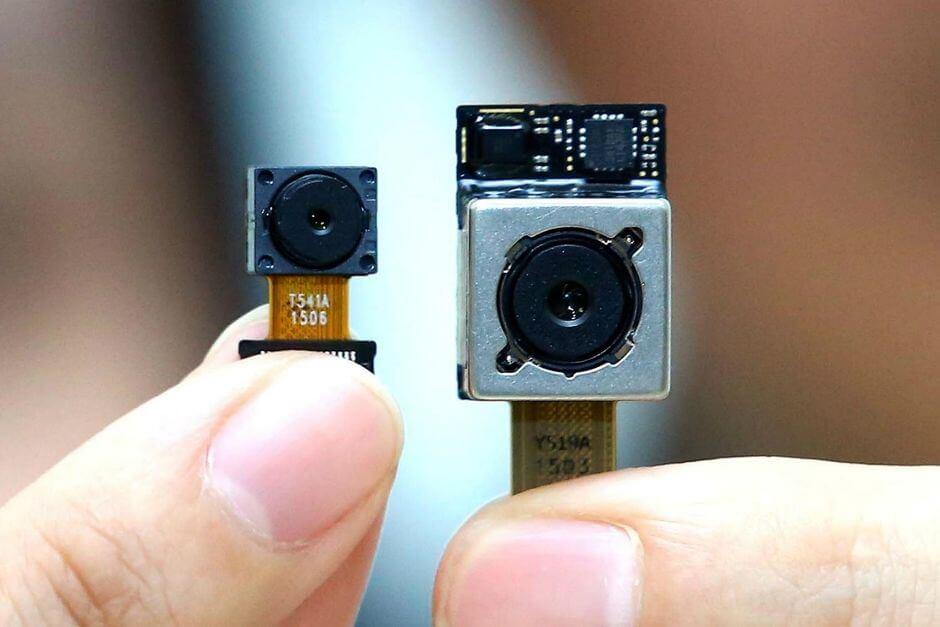 Ликбез по мобильному железу: фотокамеры