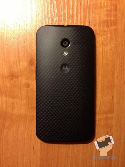 внешний вид Motorola MOTO X