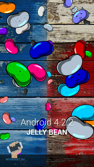 Android 4.2.2 Jelly Bean в Moto X