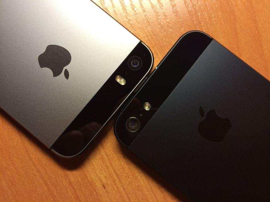 Сравнение Apple iPhone 5S и 5. Быстрее, выше, сильнее!