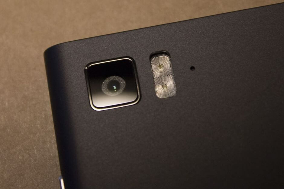 камера Xiaomi Mi3