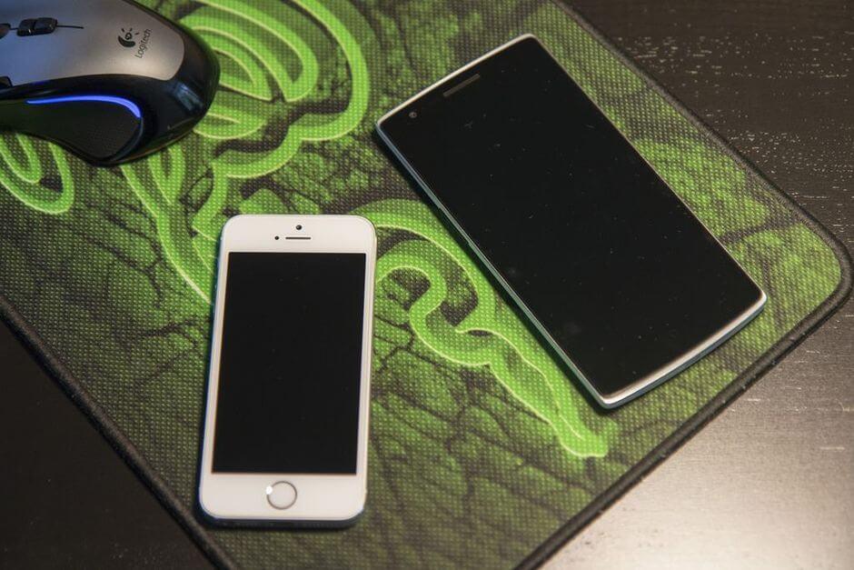 размеры OnePlus One