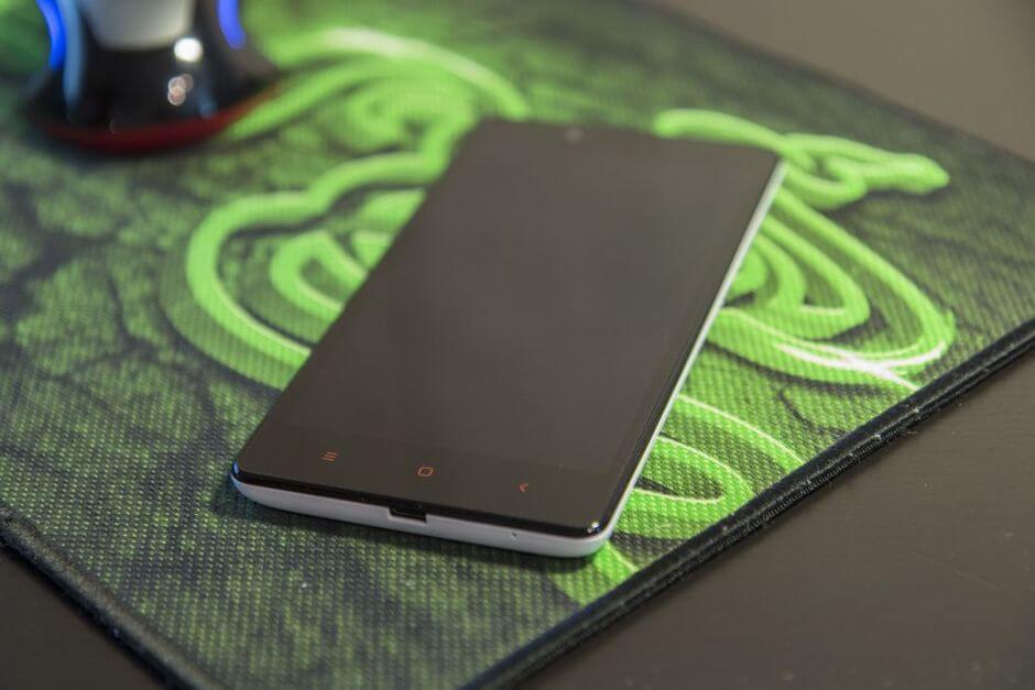 Xiaomi Redmi Note внешний вид