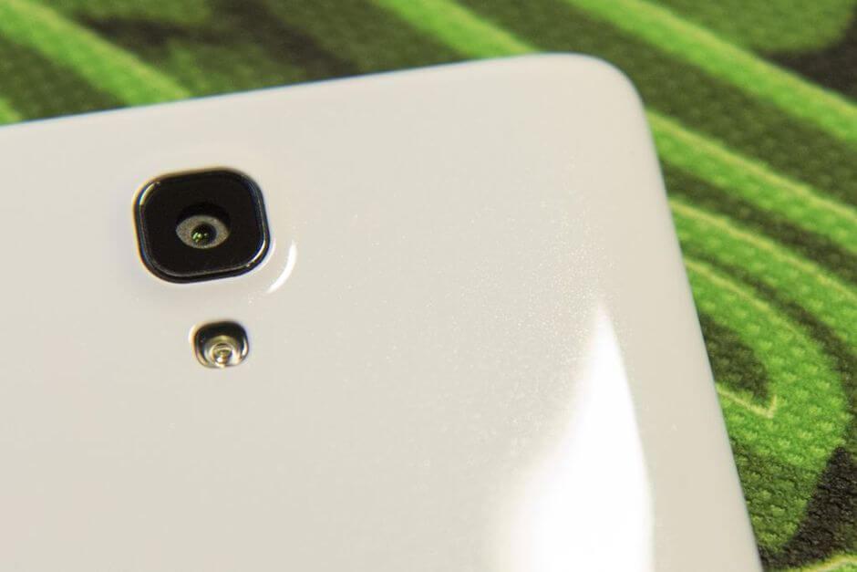 Xiaomi Redmi Note задняя крышка цвета белый перламутр