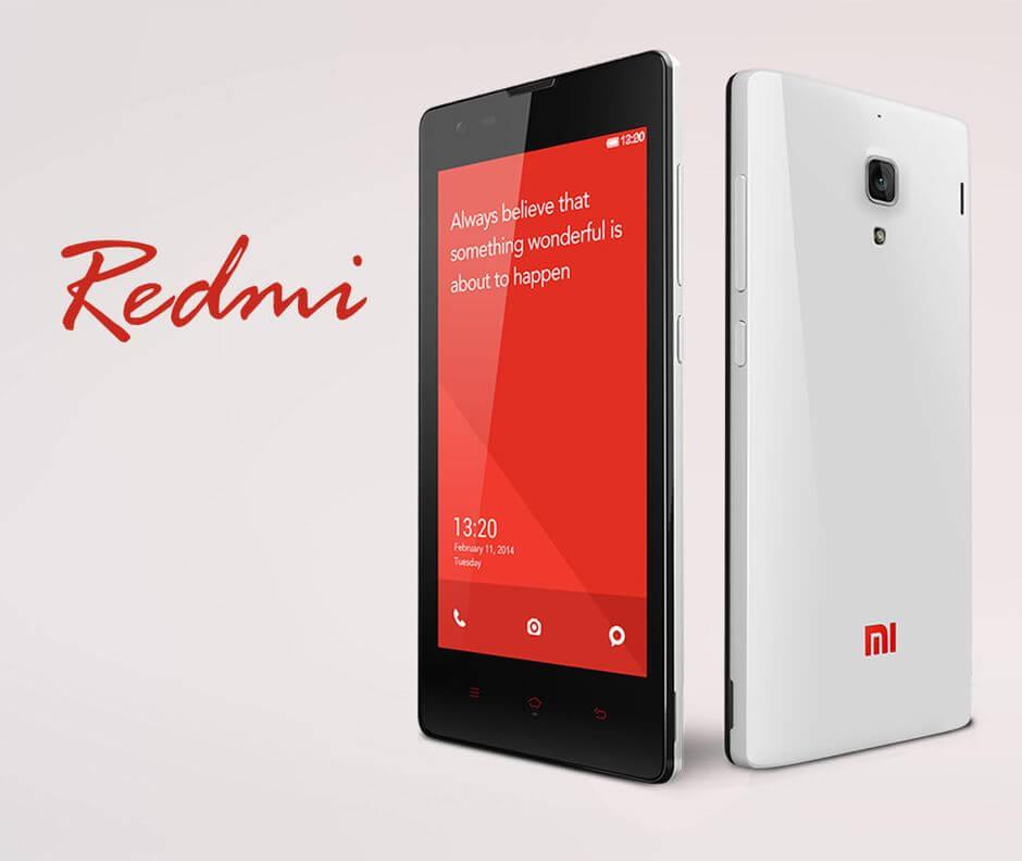 Xiaomi Redmi (Hongmi)