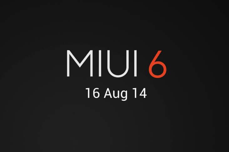 MIUI v6 в Xiaomi Mi4
