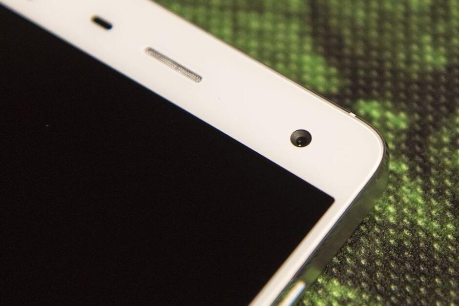 фронтальная камера в Xiaomi Mi4
