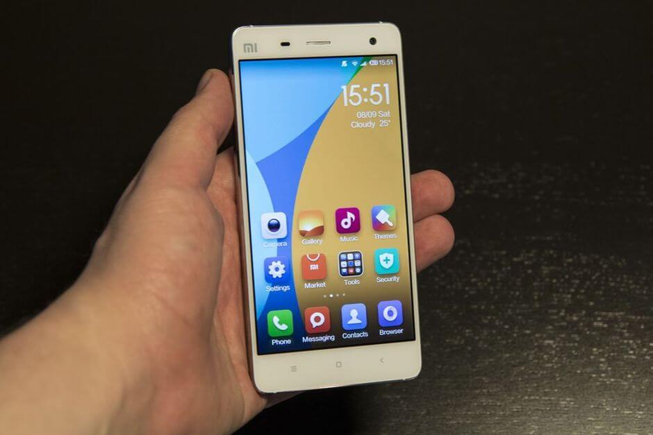 экран в Xiaomi Mi4