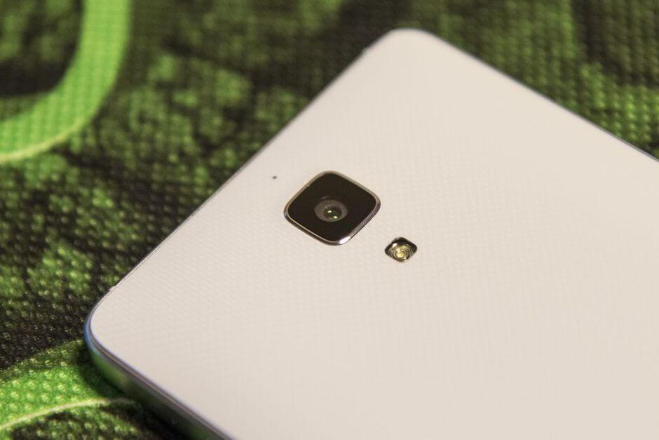 основная камера в Xiaomi Mi4