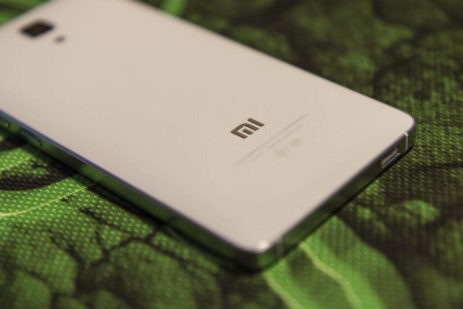 внешний вид Xiaomi Mi4