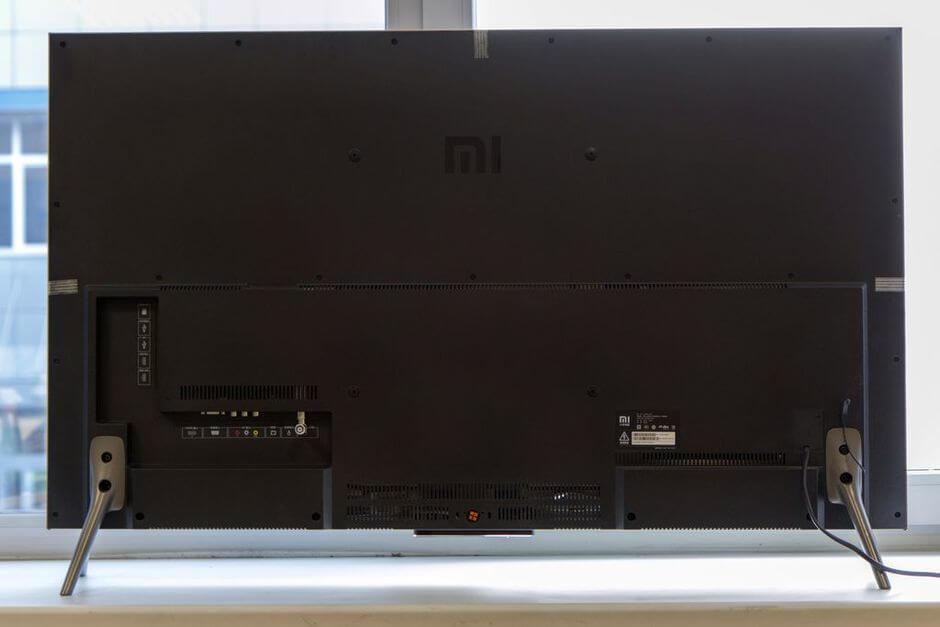 внешний вид Xiaomi Mi TV 2