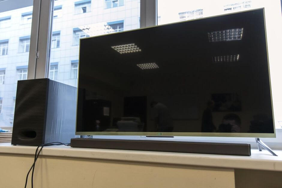 аудио система в телевизоре Xiaomi Mi TV 2