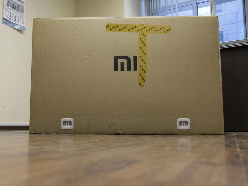 коробка Xiaomi Mi TV 2