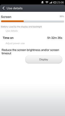 автономность Xiaomi Mi4