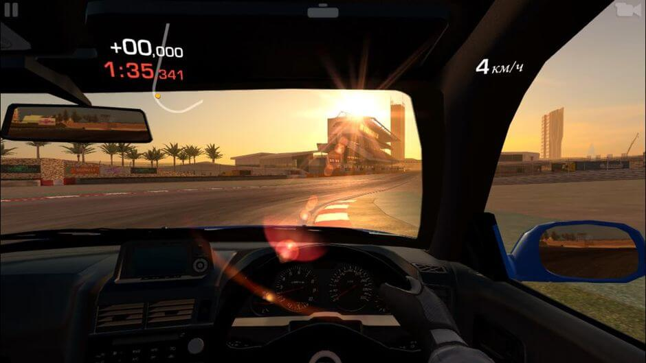 обновленный Real Racing 3 для Apple iPhone 6 Plus
