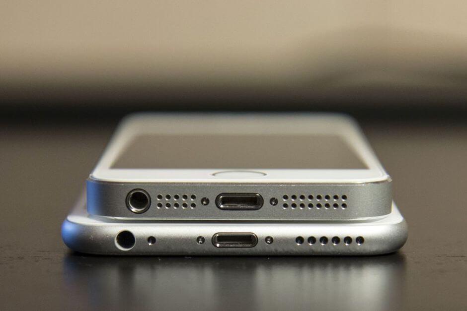 внешний динамик в Apple iPhone 6