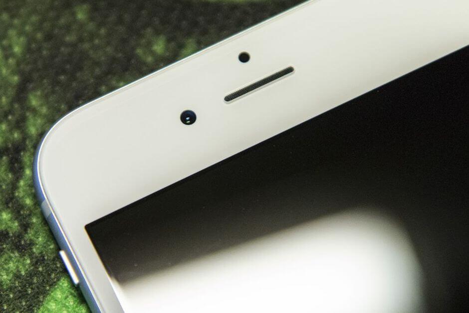 фронтальная камера в Apple iPhone 6