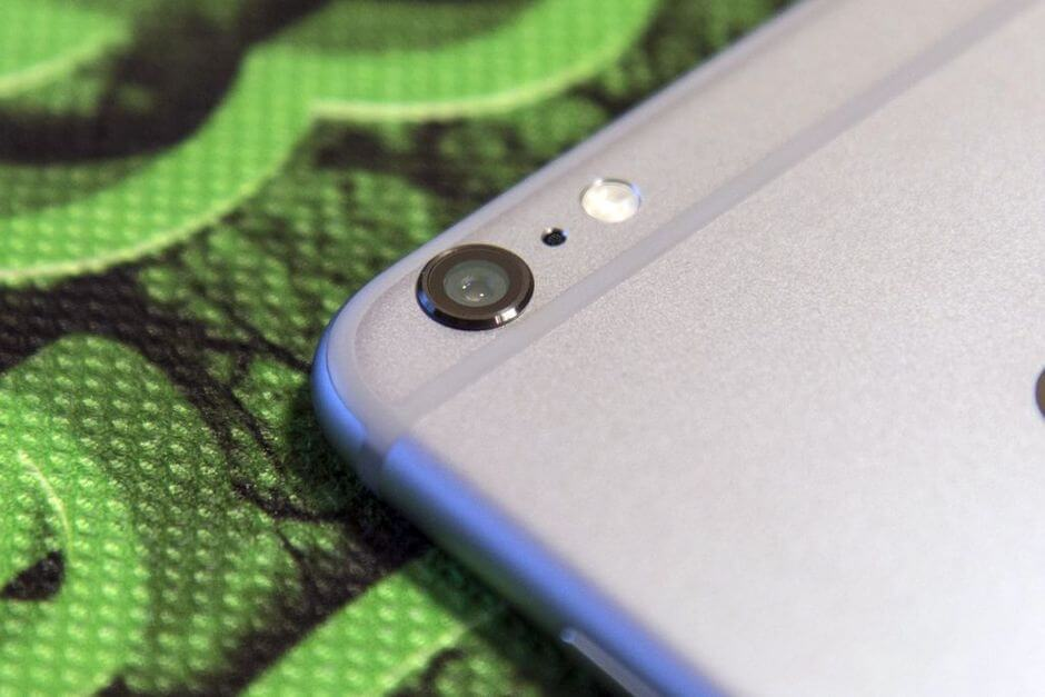 основная камера в Apple iPhone 6 Plus