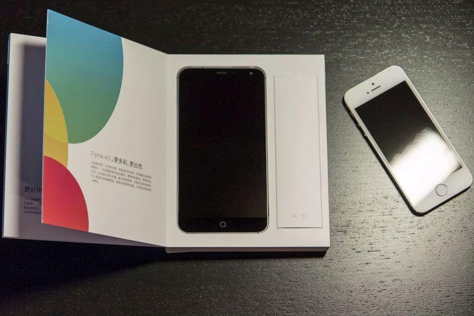 Обзор Meizu MX4