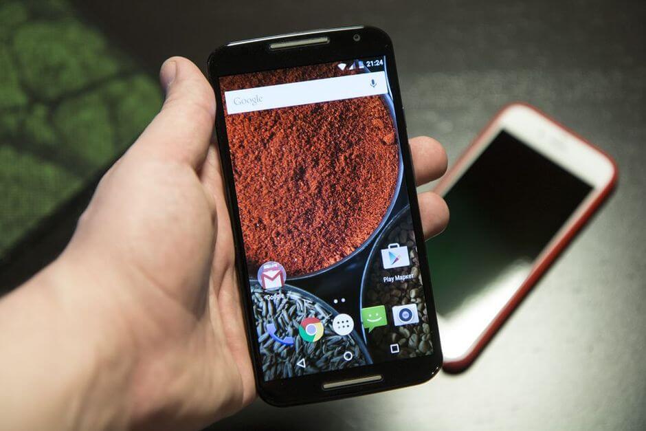 Обзор Motorola Moto X 2nd gen. (2014)