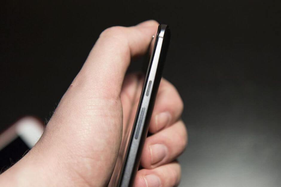 кнопки Motorola Moto X 2nd gen.