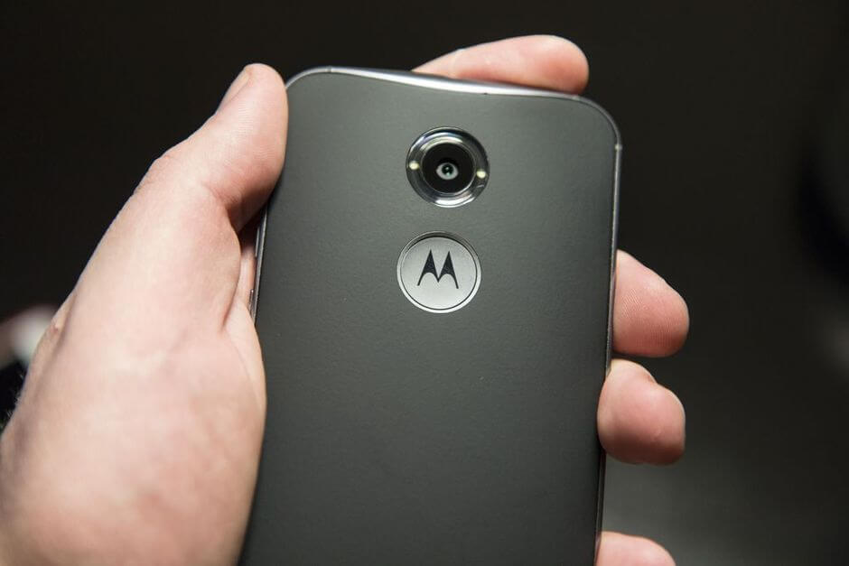 глазок камеры Motorola Moto X 2nd gen.