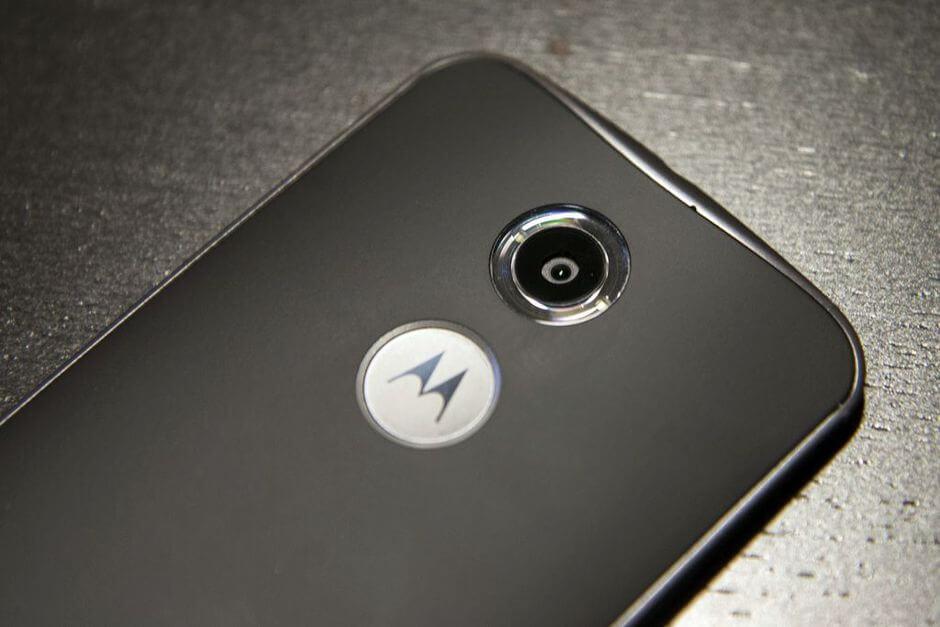 основная камера в Motorola Moto X 2nd gen.