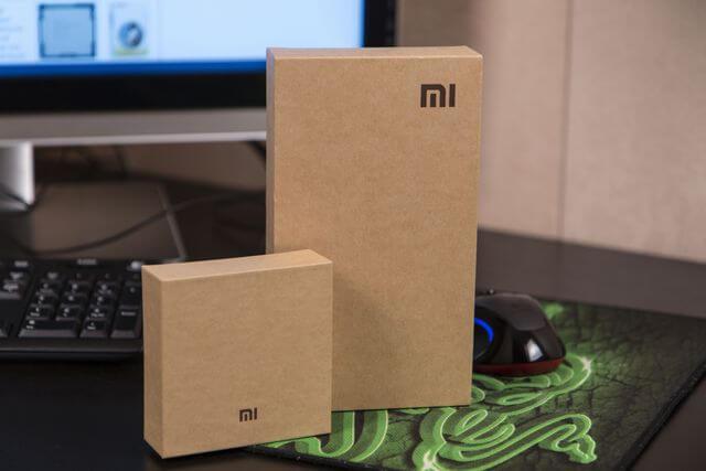 коробка Xiaomi Mi Note