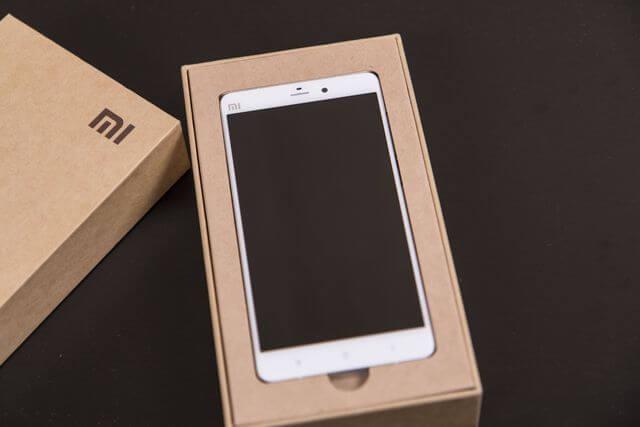 комплектация Xiaomi Mi Note