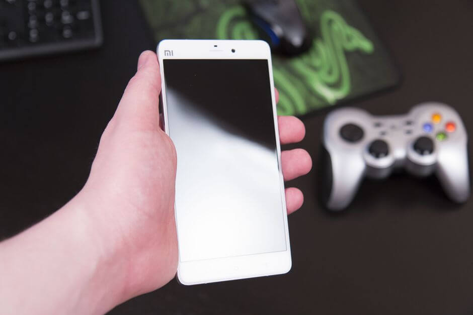 внешний вид Xiaomi Mi Note