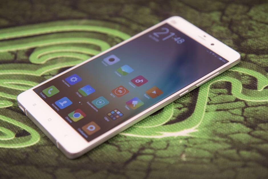Обзор Xiaomi Mi Note