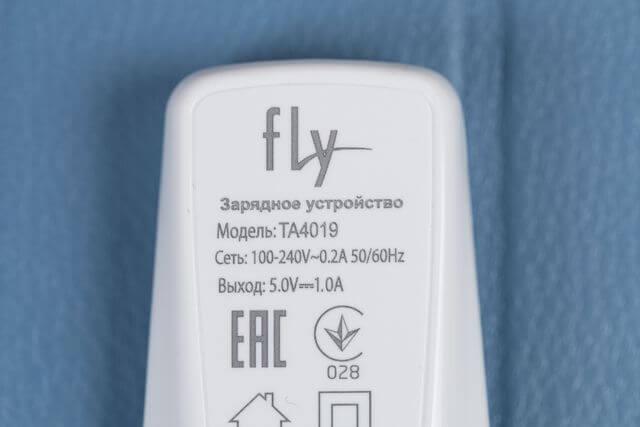 адаптер питания Fly Tornado Slim