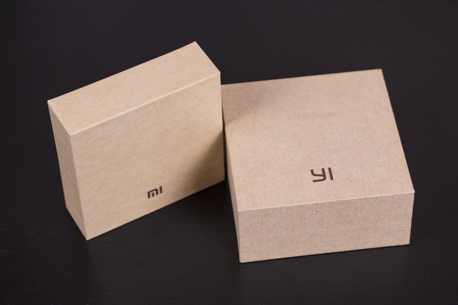 коробка Xiaomi Yi