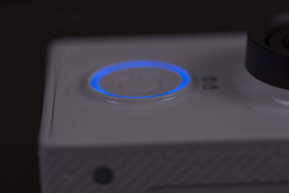 светодиодный индикатор заряда Xiaomi Yi