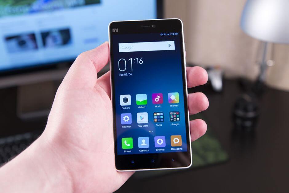 экран Xiaomi Mi4i