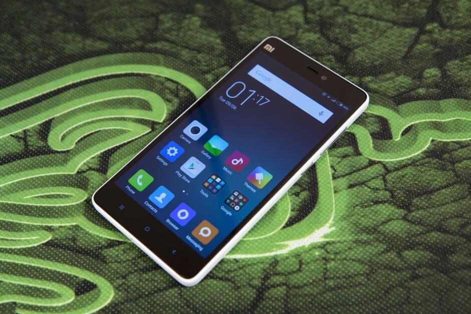 приятный дизайн Xiaomi Mi4i