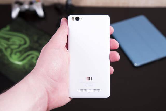 внешний вид Xiaomi Mi4i