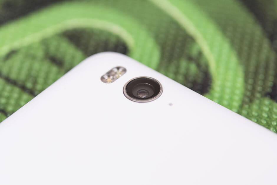 модуль основной камеры в Xiaomi Mi4i