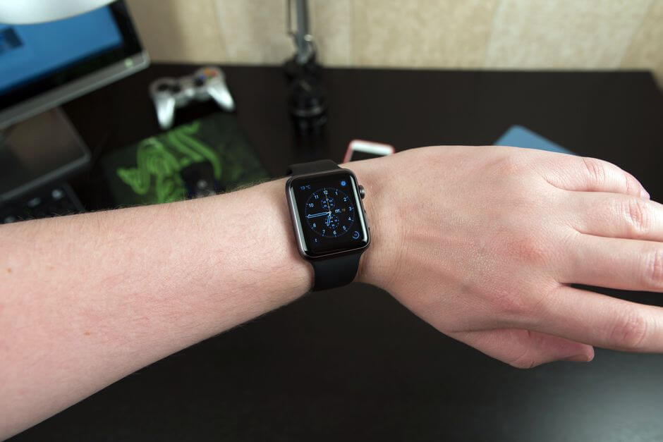 размер Apple Watch Sport