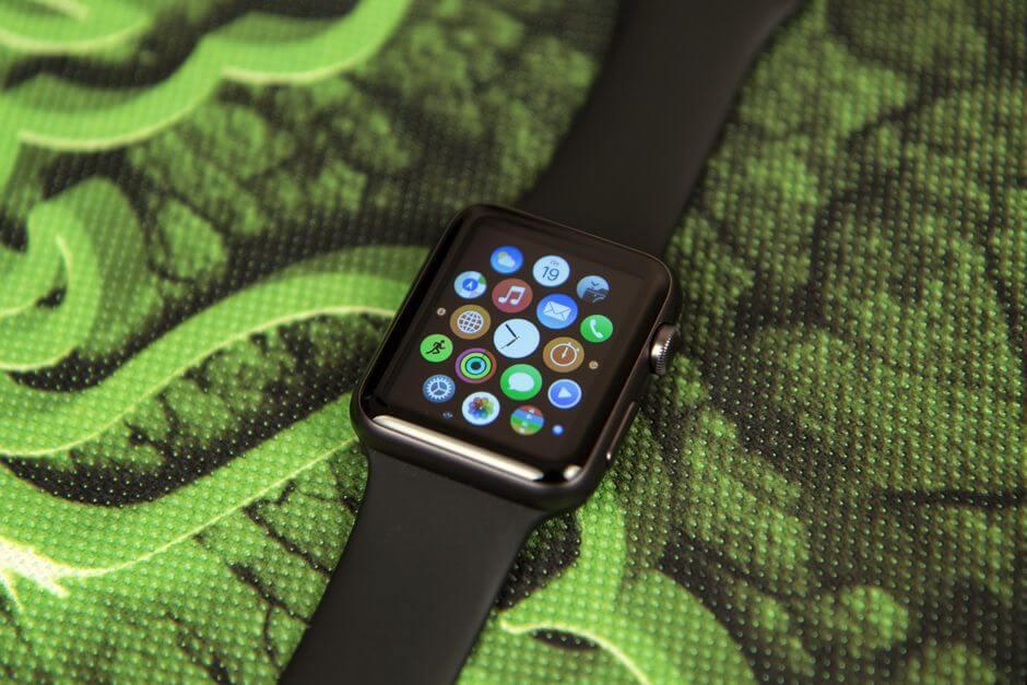внешний вид Apple Watch Sport