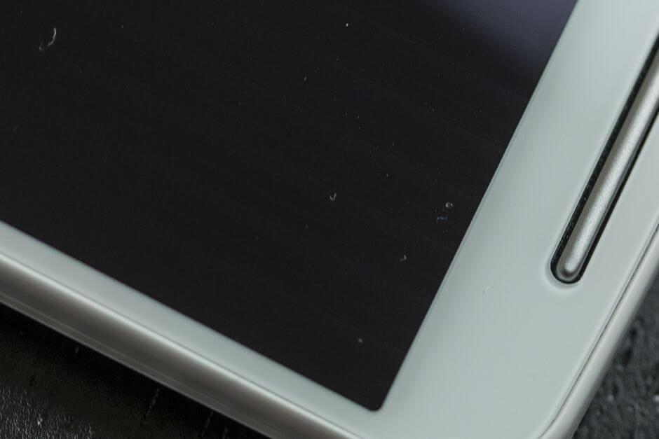 сетка сенсоров в экране Motorola Moto G 2nd gen