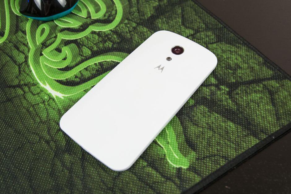 дизайн Motorola Moto G 2nd gen