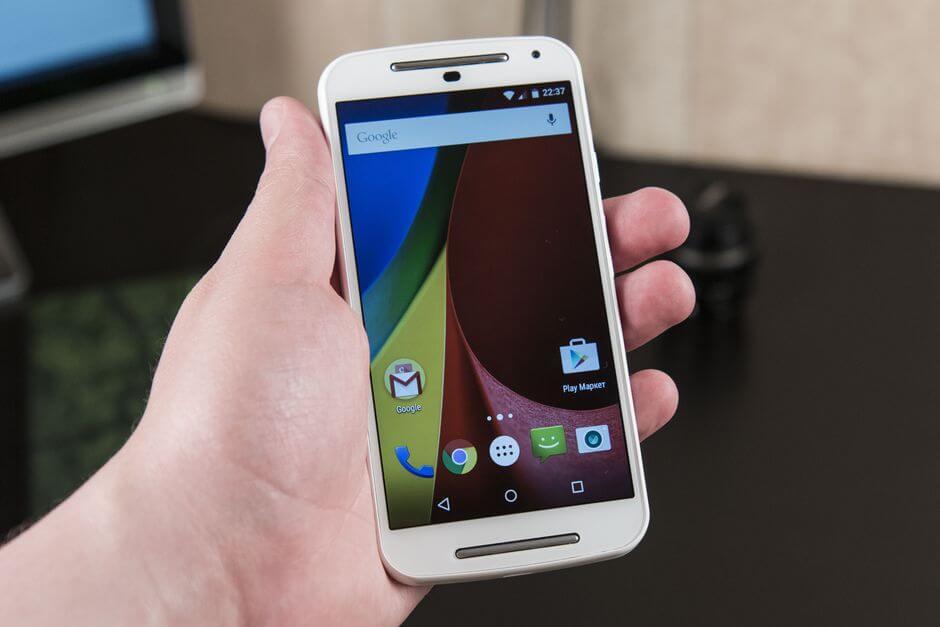 Обзор Motorola Moto G 2nd gen (2014)