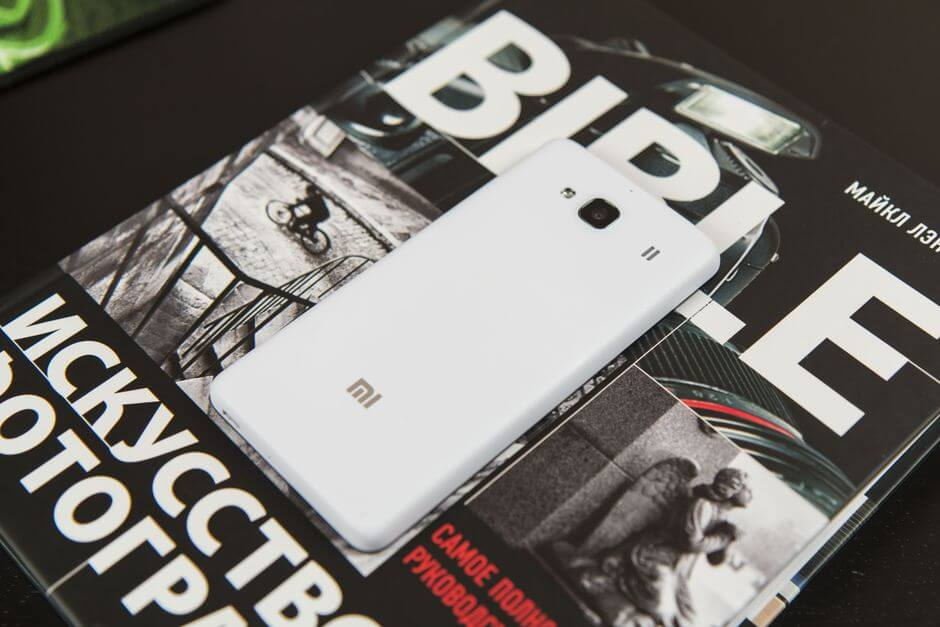 внешний вид Xiaomi Redmi 2 LTE Enhanced
