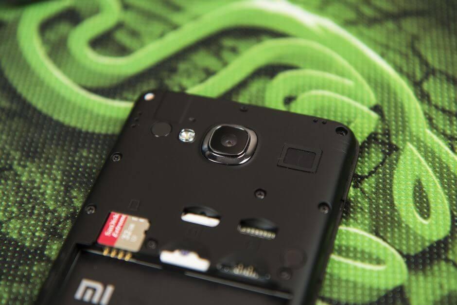 слоты в Xiaomi Redmi 2 LTE Enhanced