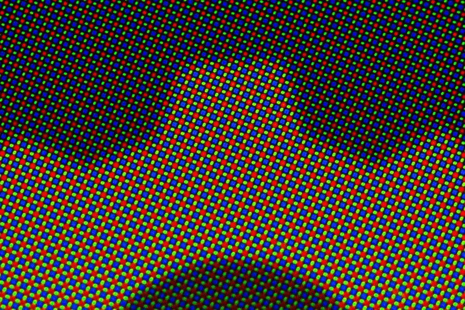 Pentile структура пикселей экрана Meizu MX5