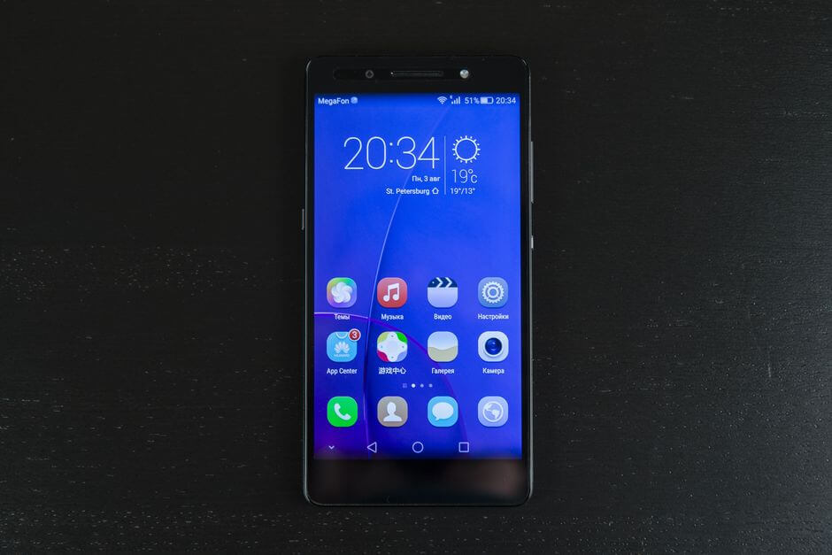 экран Huawei Honor 7